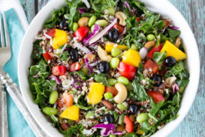 superfoods-power-salad-with-creamy-cashew-dressing-simplehealthykitchen-com-quinoa-mango-blueberries